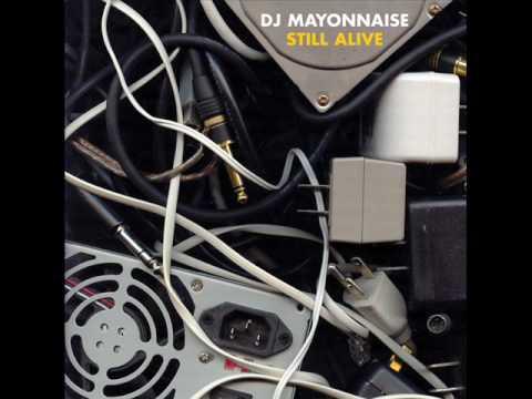 DJ Mayonnaise - Strateegery feat. K-The-I???
