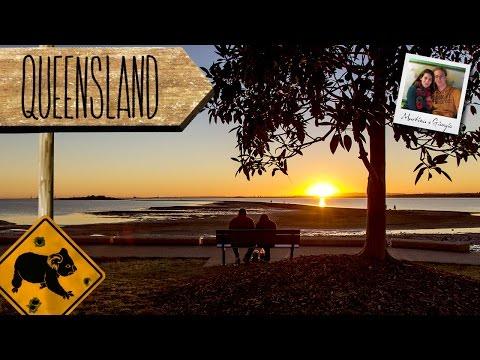 Cercare conchiglie a Wellington Point - QLD