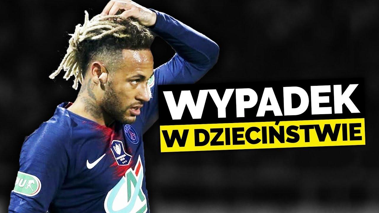 Historia Neymar - jako DZIECKO stanął twarzą w twarz ze ŚMIERCIĄ