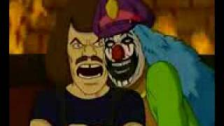 metalocalypse rock and roll clown
