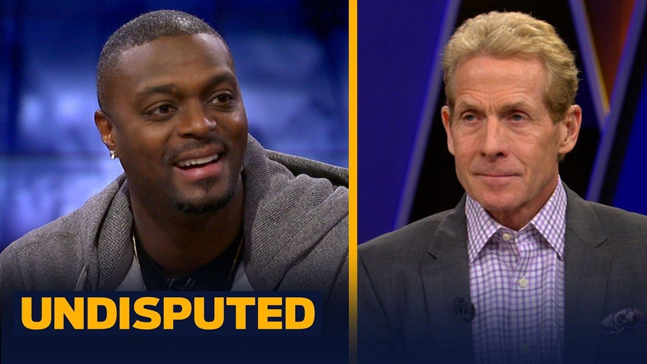 Plaxico Burress talks NY Giants' future, Tom Brady's legacy & Antonio Brown   NFL   UNDISPUTED