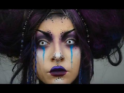 foto de Queen of the dead sea MAKEUP TUTORIAL YouTube