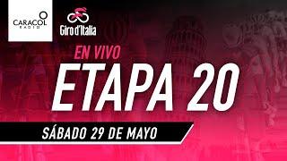 Giro de Italia 2021 EN VIVO: Etapa 20/ de 164 kilómetros con llegada a VALLE SPLUGA - ALPE MOTTA