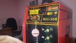 Сварочный полуавтомат Edon 308