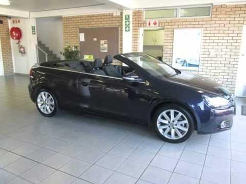 2014 VOLKSWAGEN GOLF VI 1.4 TSi DSG CABRIO C/LINE Auto For Sale On Auto Trader South Africa