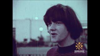 RARE FOOTAGE 1969 DEE DEE RAMONE 17 YEARS OLD
