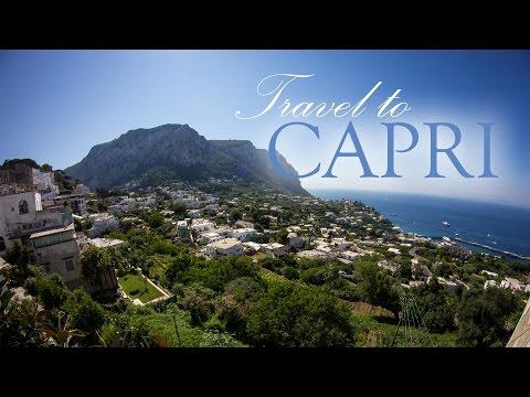 Travel to Capri, Italy