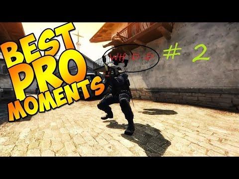 CS:GO Best of Moments #2