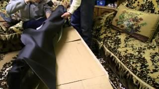видео Ваз 2106 замена обшивки потолка - как сделать своими руками: инструкция