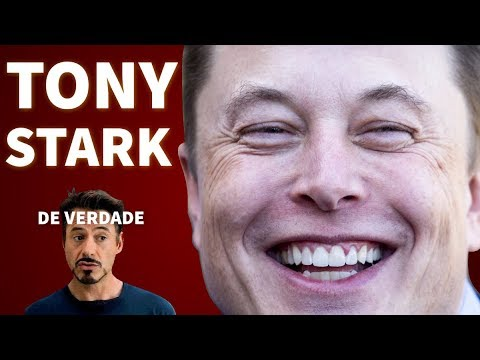 A Vida de Elon Musk
