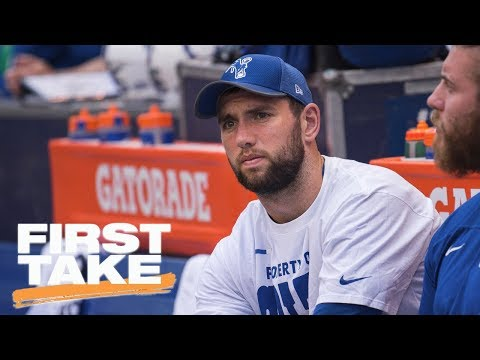 How Andrew Luck