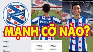 Đội bóng Đoàn Văn Hậu đang chơi ở Hà Lan mạnh cỡ nào?