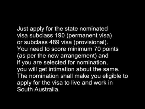How to apply for Australia Visa as a ICT manager?