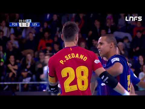 FC Barcelona Lassa  - Levante UD Jornada 11