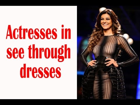 Bollywood actresses in see through dresses! - TOI thumbnail