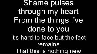 Avenged Sevenfold - Almost Easy Lyrics
