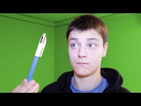 tour de magie facile stylo