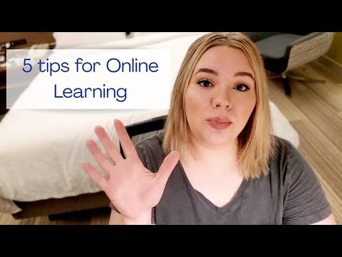 Tips for Online School 2020 | How to Succeed in Online Classes! from YouTube · Duration:  6 minutes 29 seconds