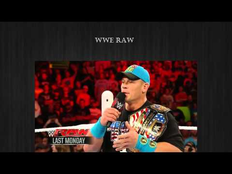 WWE Raw - July 27 2015 - Chesapeake Energy Arena, Oklahoma C