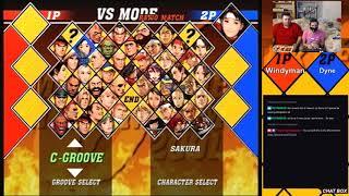 Classic Fighting Gamer Livestreams - Capcom vs. SNK 2 (6/9/18)