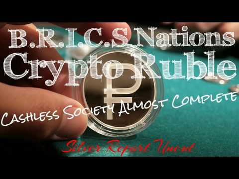 State Backed Crypto! The New Crypto Ruble The Path to Cashless Society Is Almost Complete