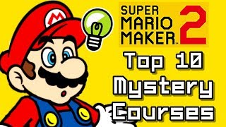 Super Mario Maker 2 Top 5 MYSTERY COURSES (Switch)