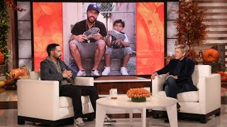 Ellen Helps Incredible Man Step Up His Shoe Game