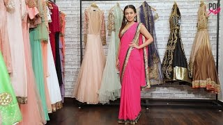How To Wear A Saree The Right Way - POPxo Daily