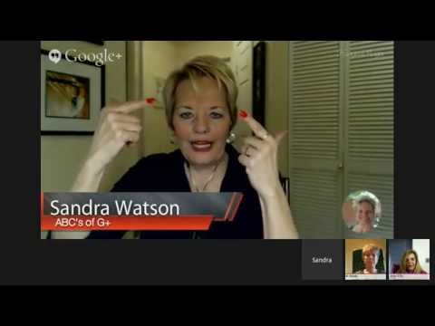 Are Women over 50 on Google Plus? Why would we want to be?