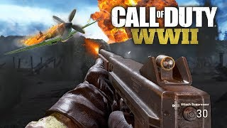 BEST GUN EVER!! (Call of Duty WW2 Multiplayer)