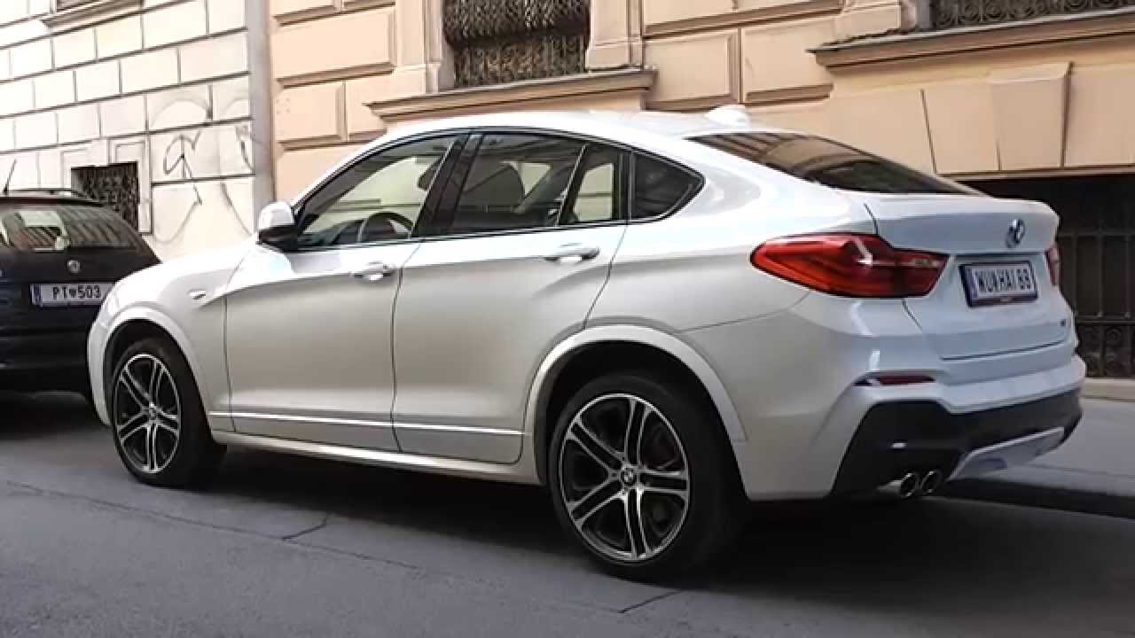 first 2015 bmw x4 spotted on road youtube. Black Bedroom Furniture Sets. Home Design Ideas