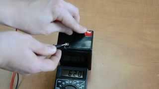 Аккумулятор 6v 4ah (6v 4.5ah )купить в Украине (044)361-43-75