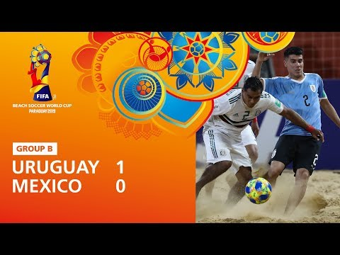 Uruguay v Mexico [Highlights] – FIFA Beach Soccer World Cup Paraguay 2019™
