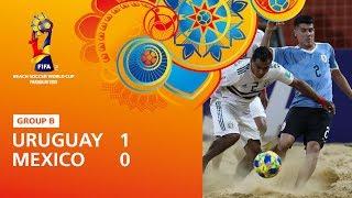 Uruguay v Mexico [Highlights] - FIFA Beach Soccer World Cup Paraguay 2019™