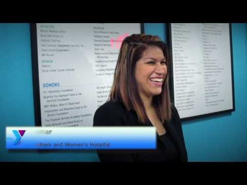 Izamar: Administrative Assistant, Brigham and Women