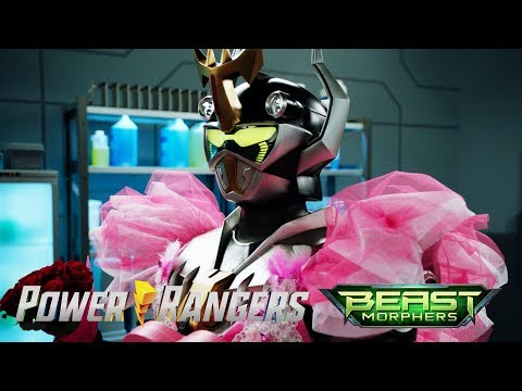 Nate And Zoey's Date | Power Rangers Beast Morphers Season 2 Episode 8