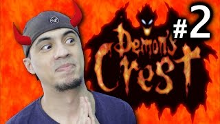 Soy El Demonio! - Demons Crest #2 (SNES)