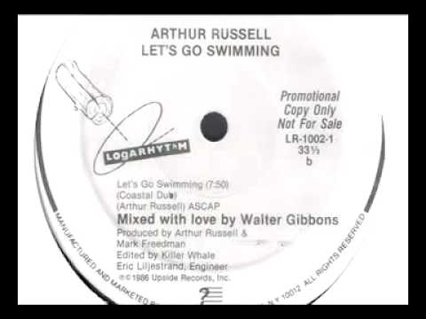 Arthur Russell - Let's Go Swimming - LR1002