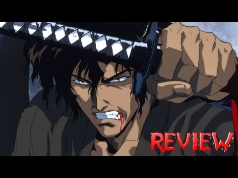Ninja Scroll - Action, Historical - Anime Review #1 (OLD)
