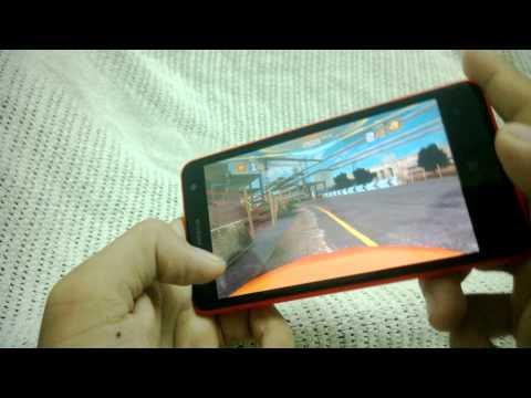 Review - Khả năng chơi một số game đồ họa trên Nokia Lumia 625