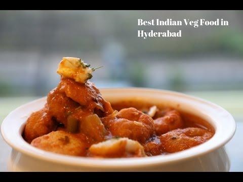 Famous Taj Mahal Hotel Best Veg Restaurant In Hyderabad Amazing Indian Food