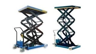 Scissor Tables, Www.scissor-lift-tables.co.uk, Mobile Scissor Tables, Static Scissor Tables,