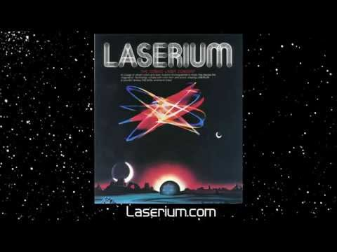 Laserium THE BLUE DANUBE cosmic laser concert