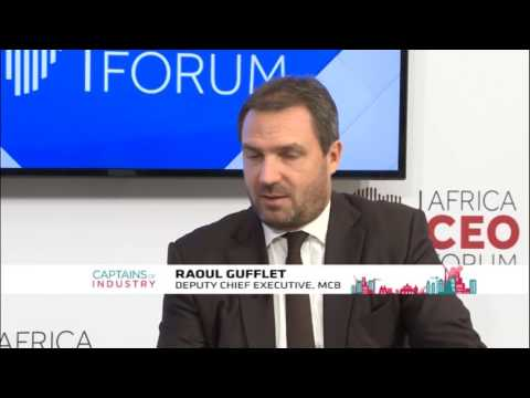 MCB's Raoul Gufflet talks strategy, Africa expansion plans