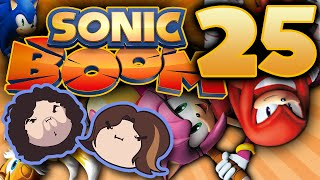 Sonic Boom: Get Your Kicks - PART 25 - Game Grumps