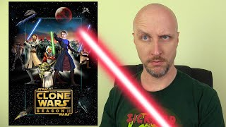 Star Wars: The Clone Wars Season 2 - Doug Reviews