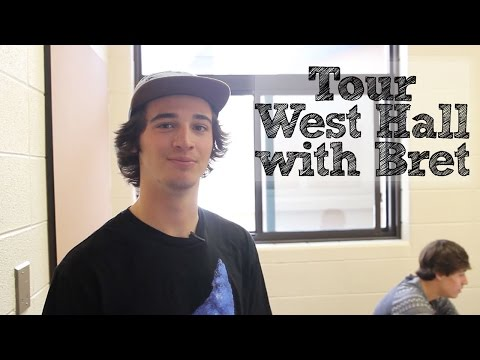 Residence Hall Tours at Fort Lewis College: West Hall