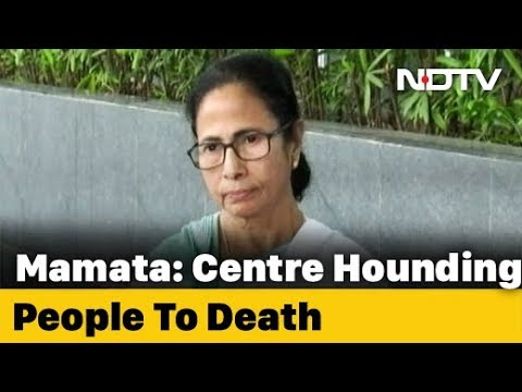 Mamata Banerjee Blames Centre For Actor-Politician Tapas Pal's Death