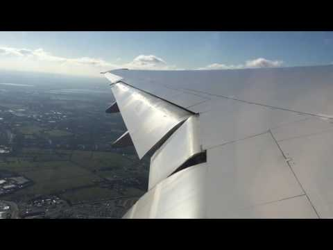 British Airways 777-200 go around and landing at London Heathrow