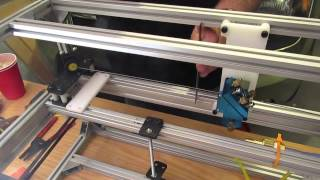 2.x Co2 80 watt CNC laser cutter build